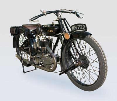 Vintage AJS TT Racer