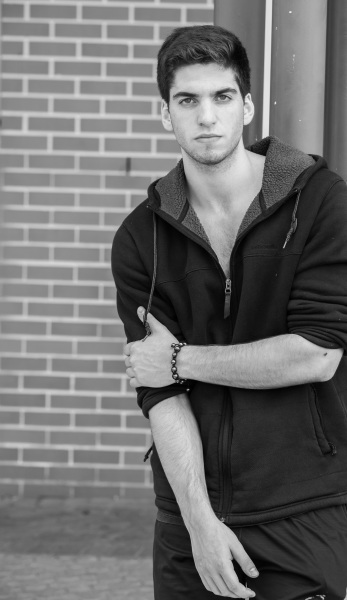 Model Jason Wanny