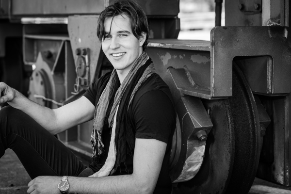 Model/Actor Jake Arvonen