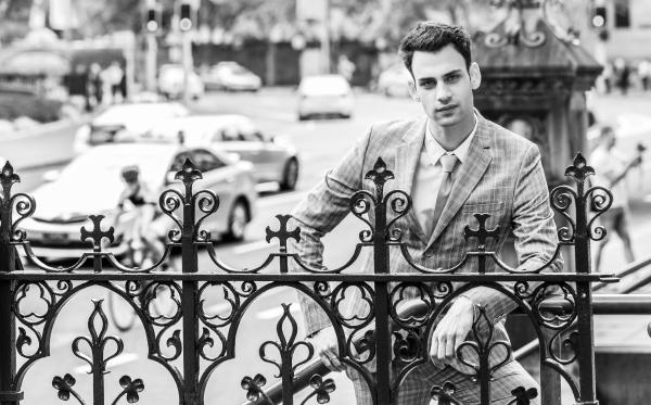 Model Zoran Jevtic