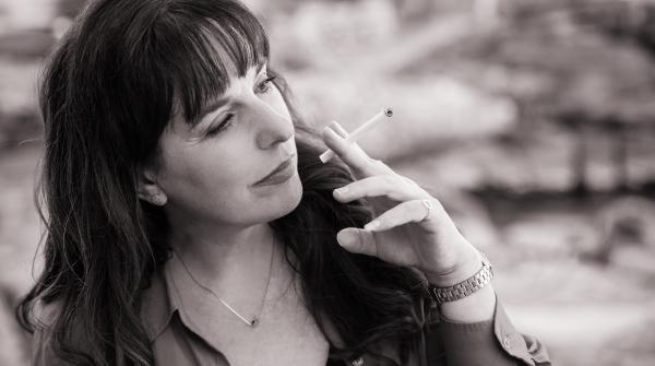 Film & television celebrity Karen Mitchell