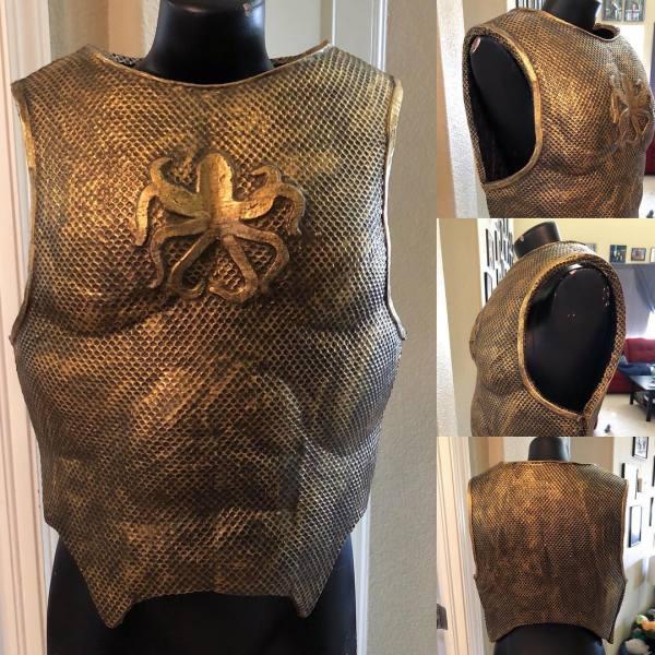 Merman Armor