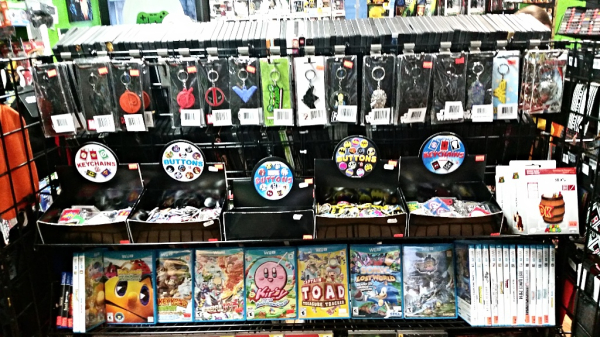 Keychains, Buttons, and Wallets