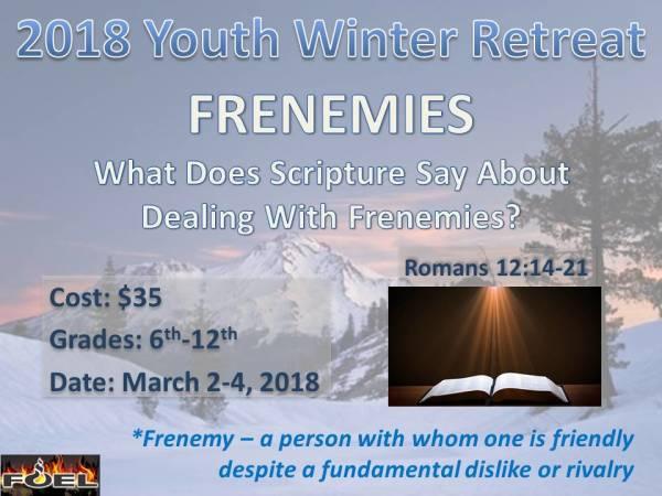 FUEL Winter Retreat