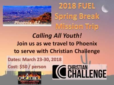 2018 Mission Trip