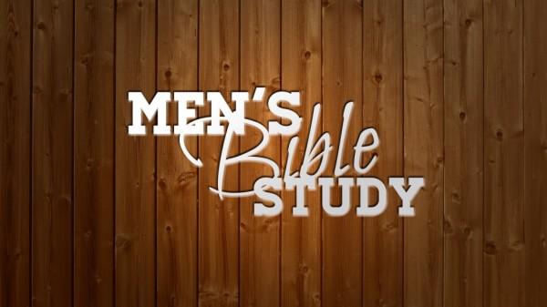 Men's Breakfast and Bible Study