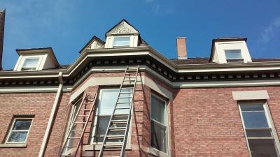 Historic dormer restoration