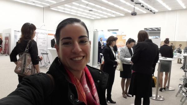 February 2016 at the JOBcon Finance Frankfurt