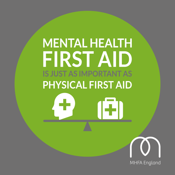 Mental Health First Aid - who is it for?