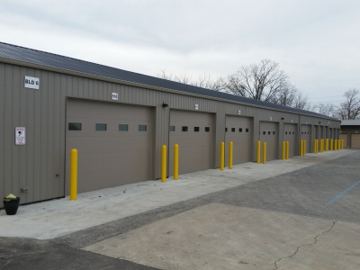 Building Commercial Self Storage