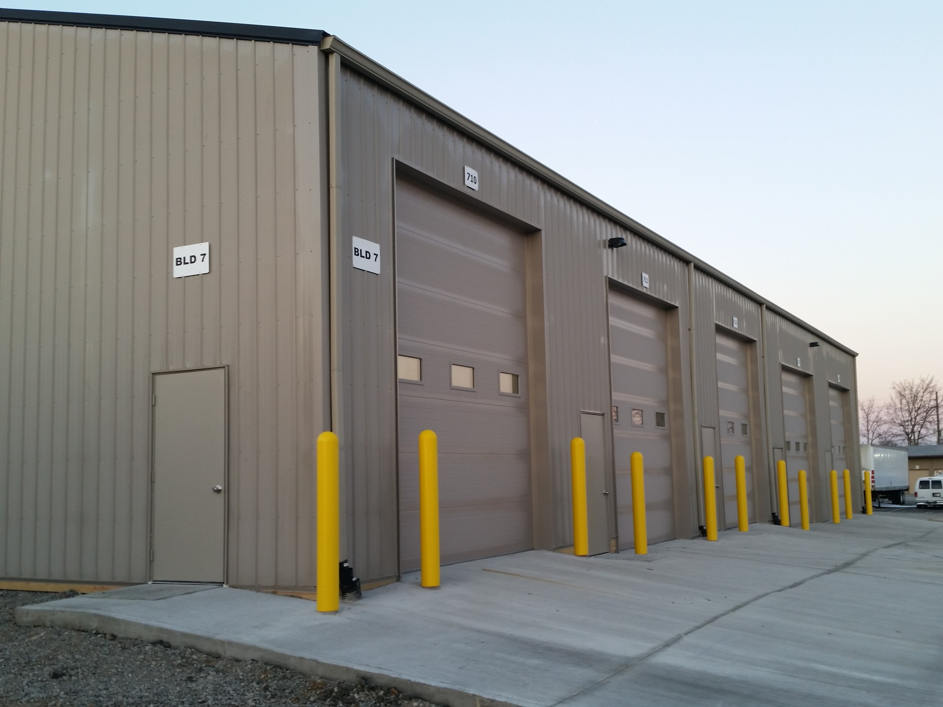 Commercial Self Storage Building #7