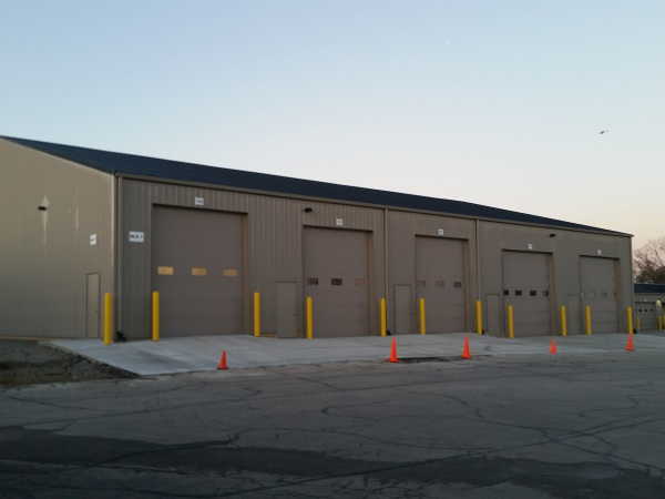Building #7 Commercial Self Storage