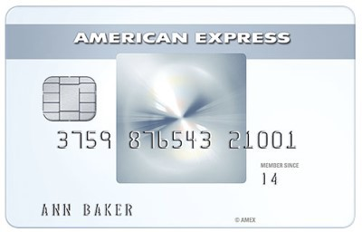 unsecured credit card