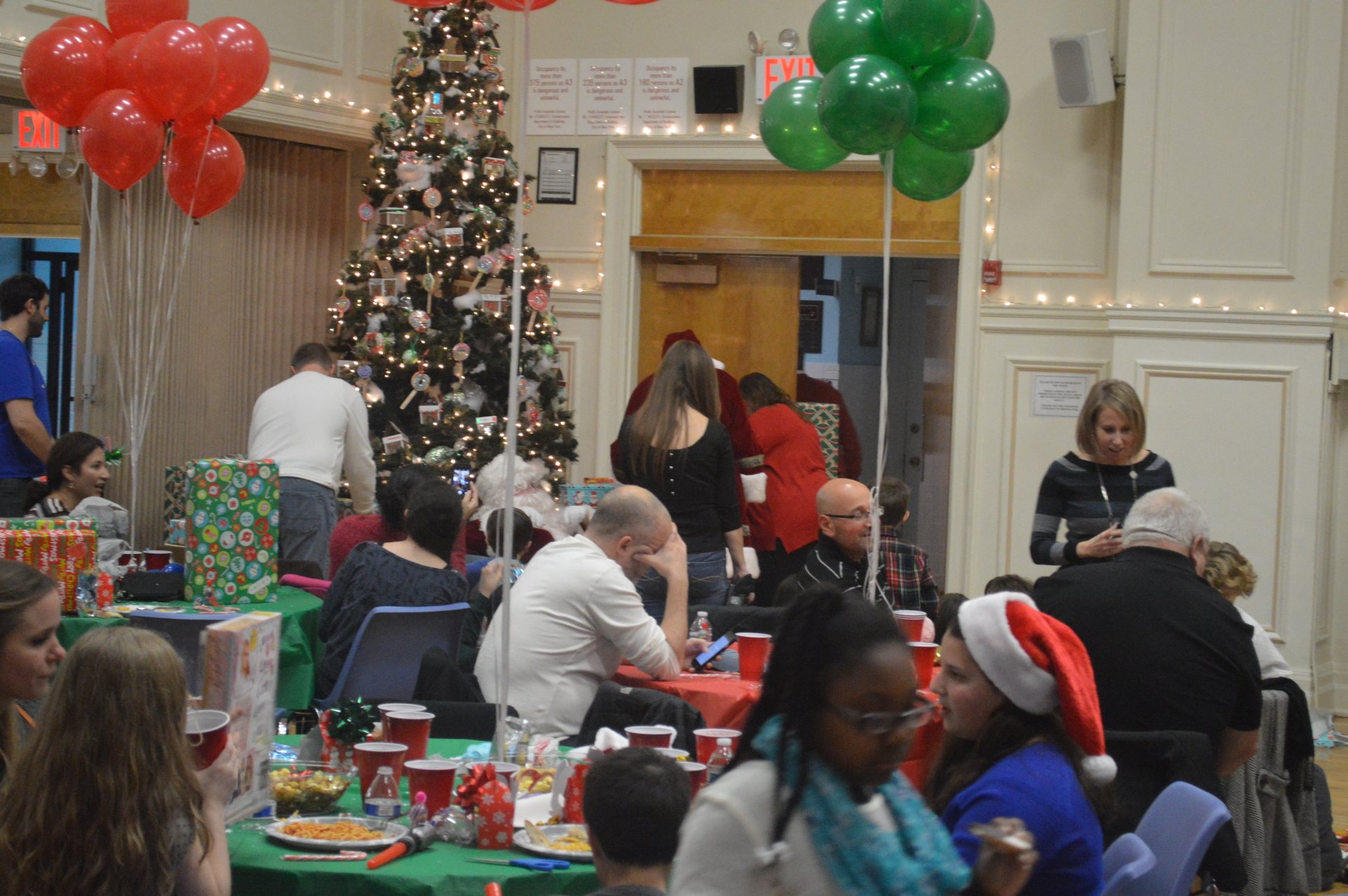 Childrens Christmas Party 2015