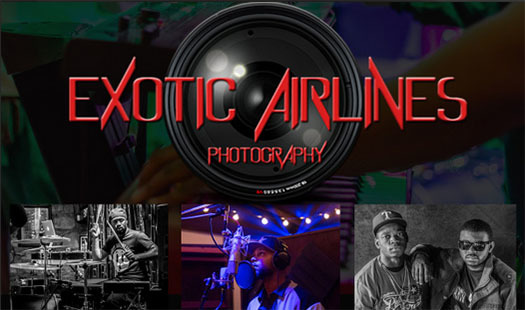 exotic airlines photography dallas