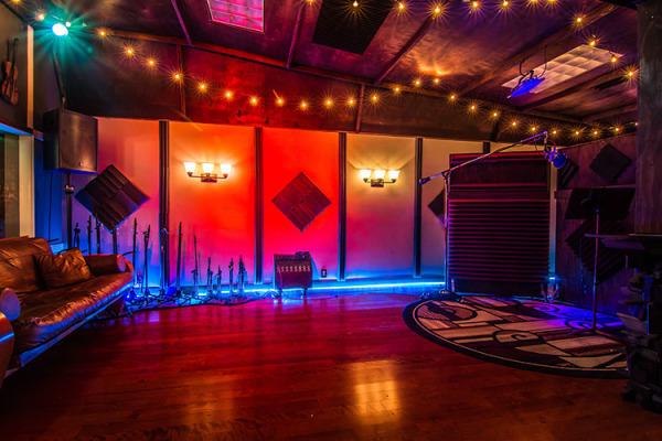 Duprey Studio Recording
