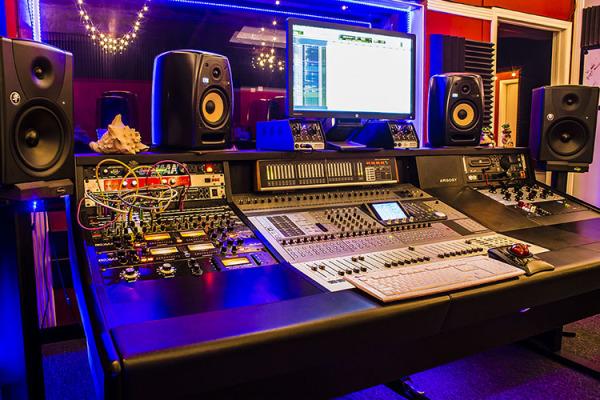 Duprey Studio Recording Console