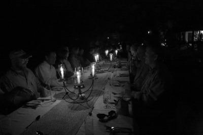 CANDELIT DINNER