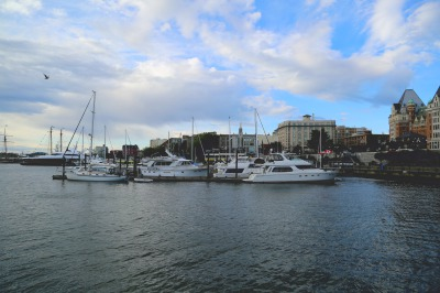 PORT IN VICTORIA BC
