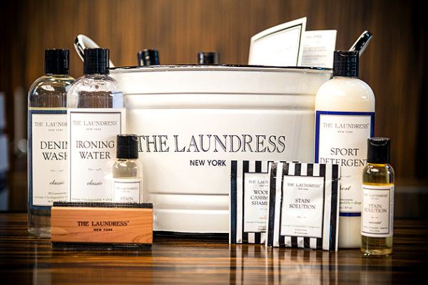 The Laundress at Hamptons Club. Your laundry is our business. Fabric and Home Care Products direclty from New York.