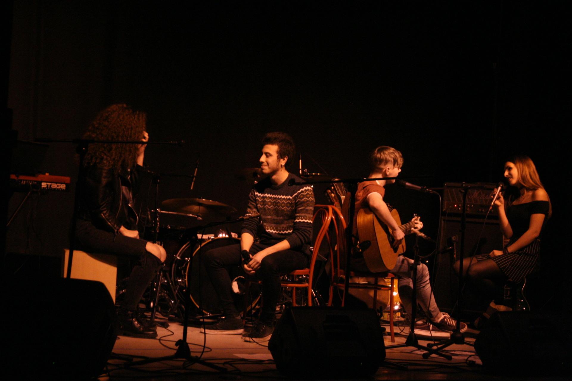Concert Rock the Mountains 2 Pirineus Creatius