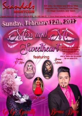 EUREKA TO HOST MISS ASHEVILLE SWEETHEART PAGEANT