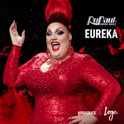 MEET EUREKA FROM RUPAUL'S DRAG RACE SEASON 9