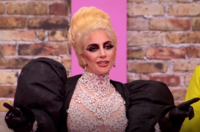 LADY GAGA TO APPEAR ON RUPAUL'S DRAG RACE SEASON 9