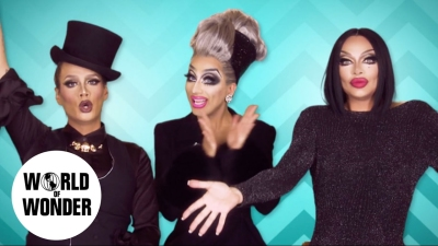 TOOT OR BOOT? WATCH RAJA, BIANCA DEL RIO & RAVEN'S RUVIEW