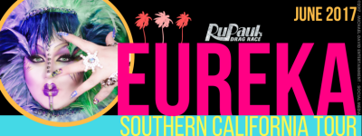 EUREKA'S SOUTHERN CALIFORNIA TOUR