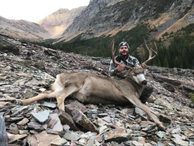 Dennis Reghenas- 2016 Mountain Mule Deer