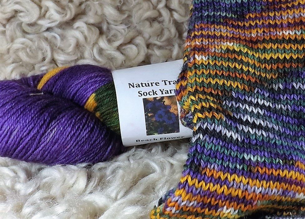 Nature Trail Sock Yarns