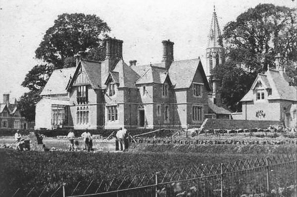 Building work : 1862