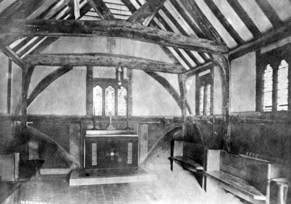 Mortuary Chapel of All Souls'  :  1930s
