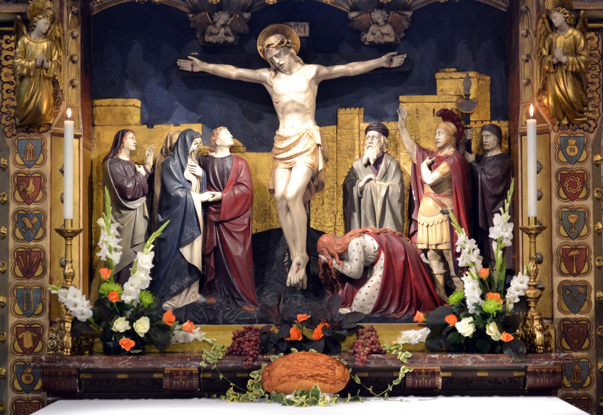 'Bread of Heaven'