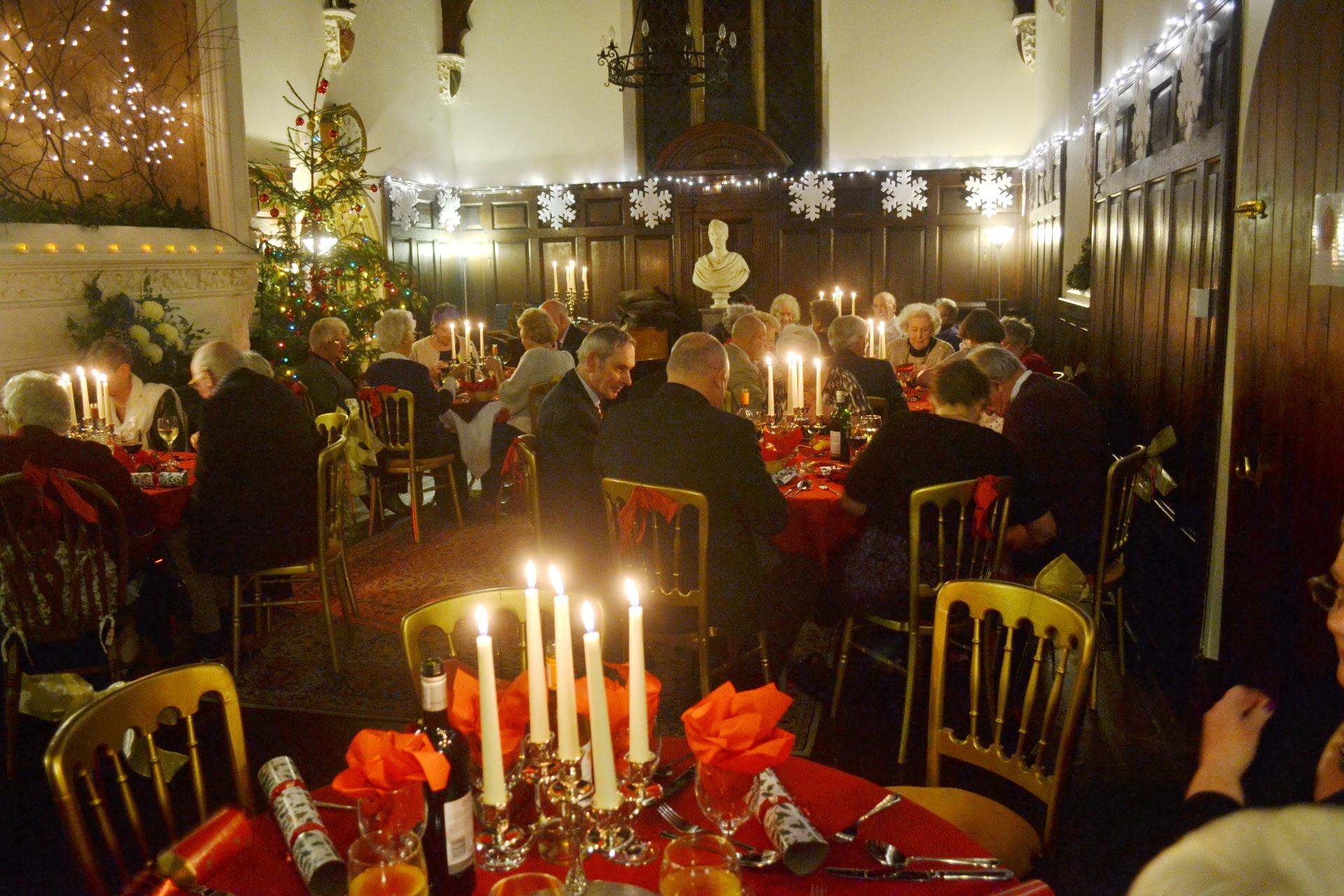Residents Christmas Dinner