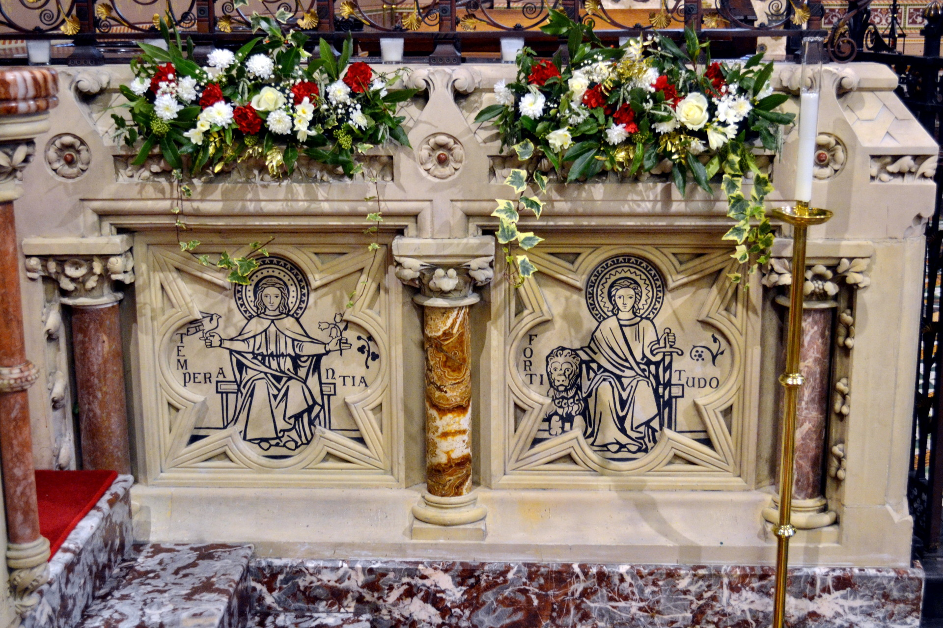 The Cardinal Virtues of Temperance & Fortitude