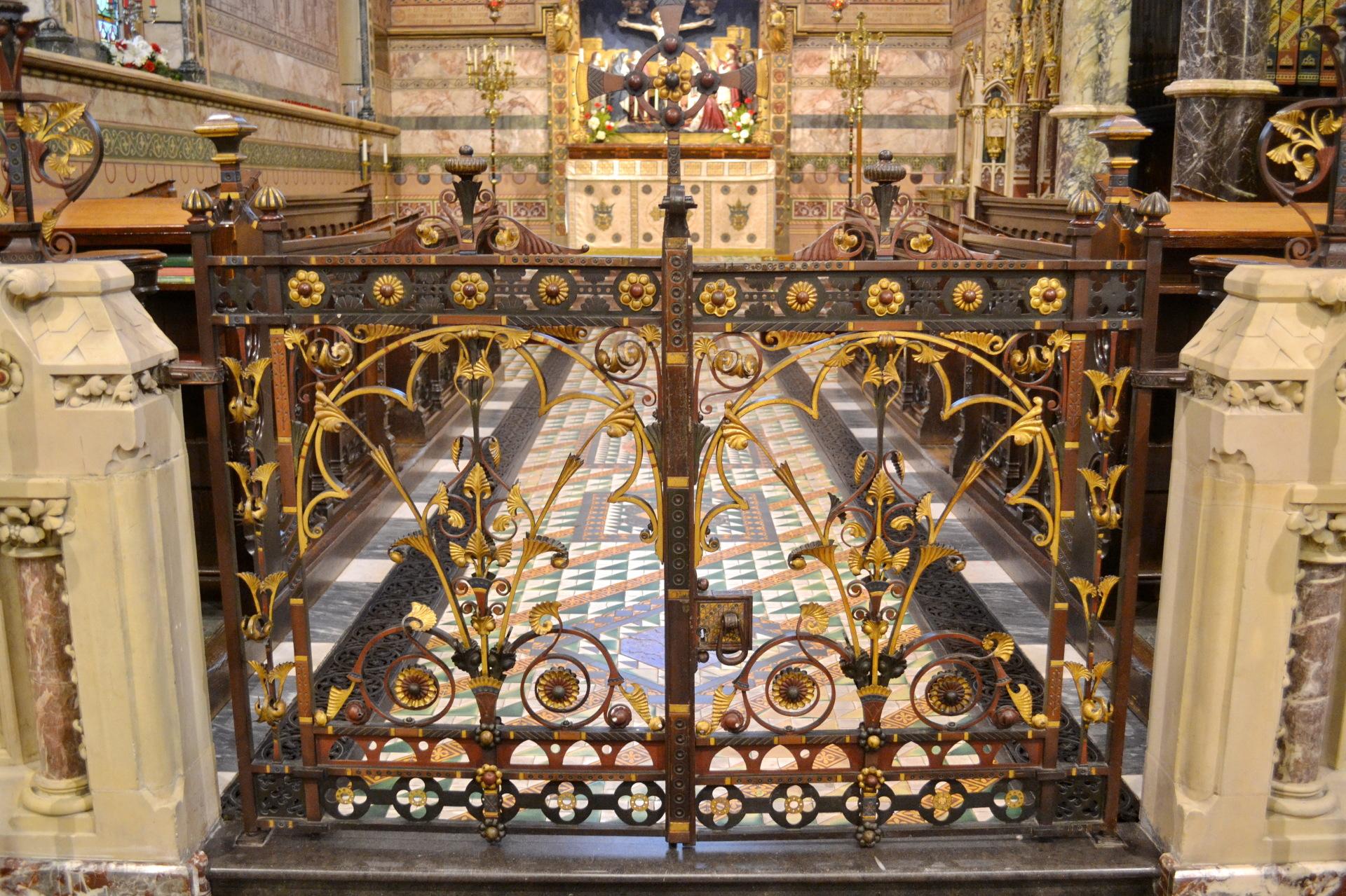 The Chancel Gates