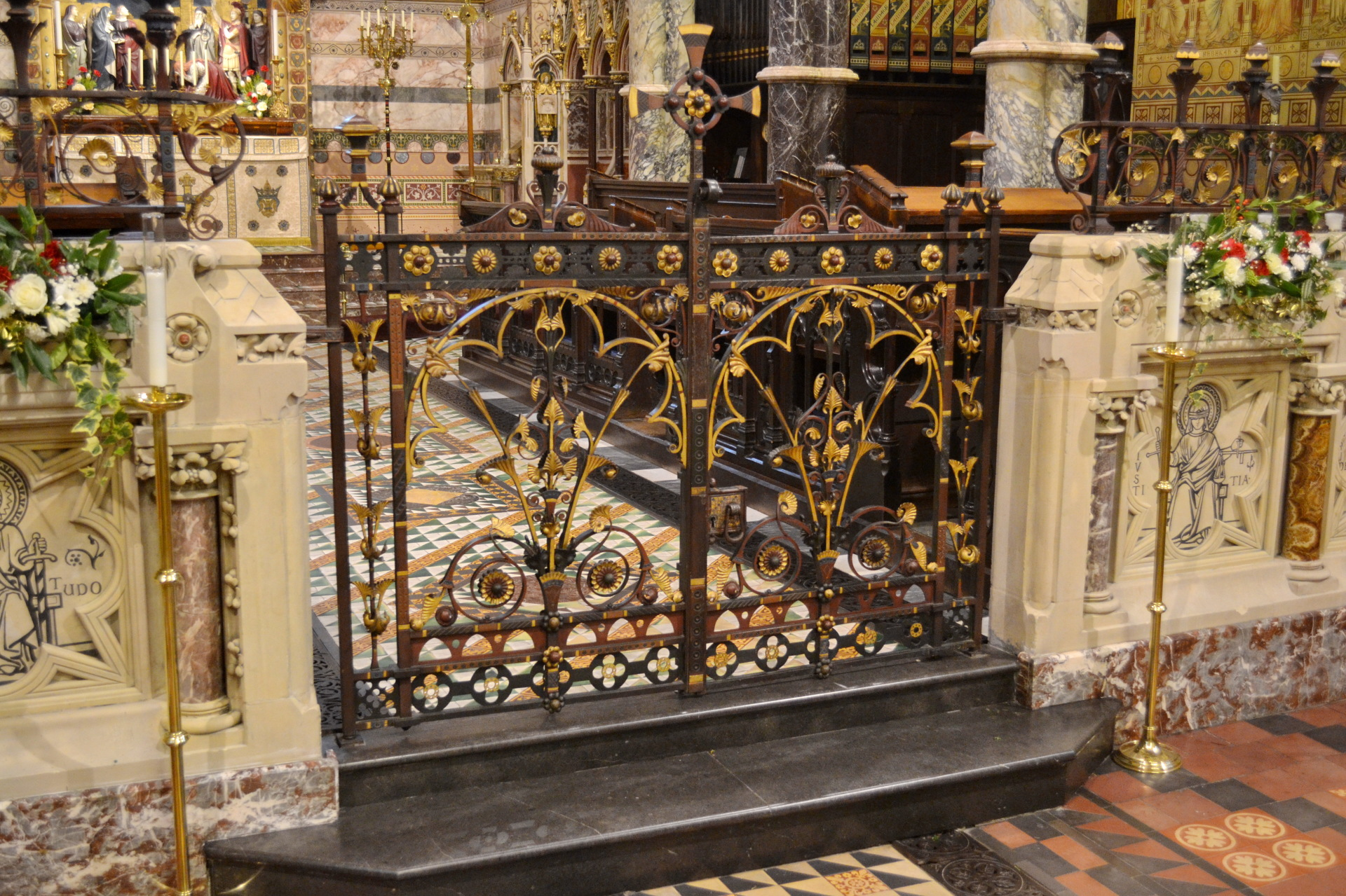 The Chancel Gates