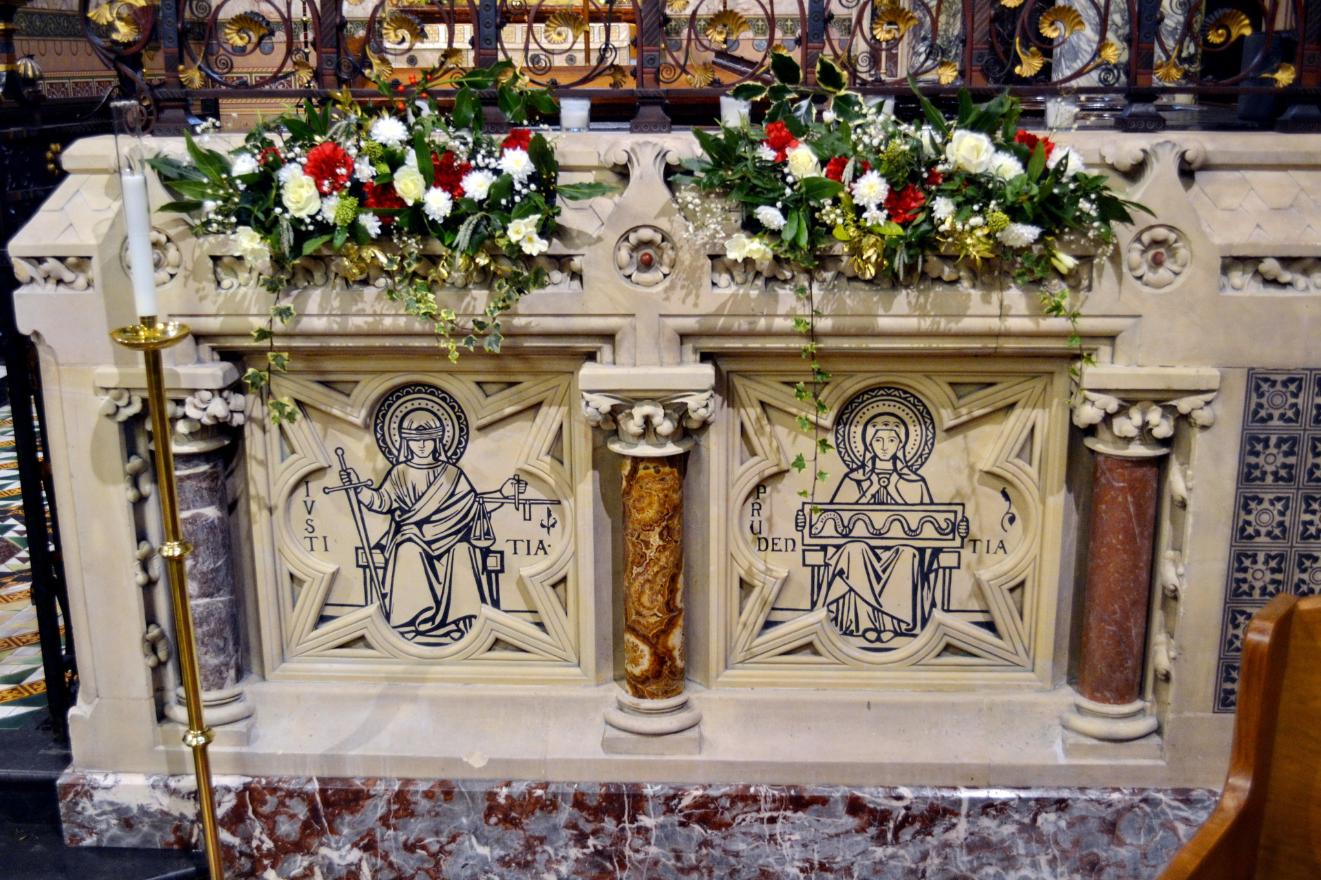 The Cardinal Virtues of Justice & Prudence
