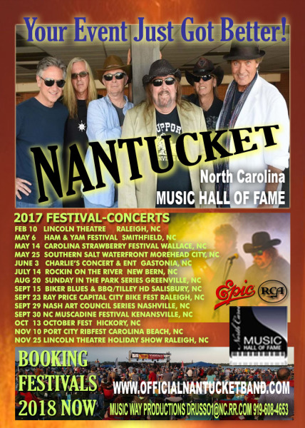 Nantucket Booking