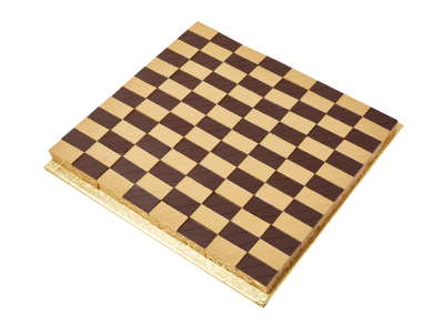 "#PBC25XXL 14"" X 14"" Checkerboard shape platter (104 pieces)"