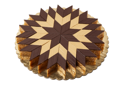 "#PBC26S 10"" Star shape platter (48 pieces)"