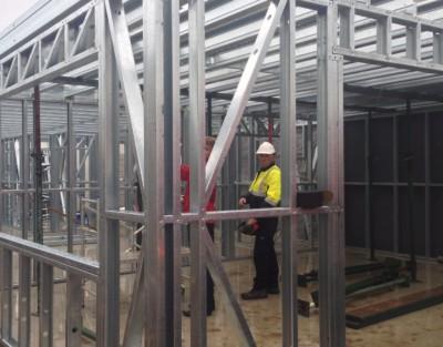 Steel Framing Manufacturing