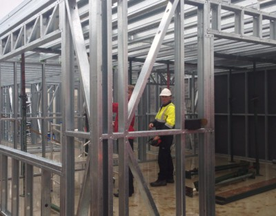 Steel Framing Manufacturing