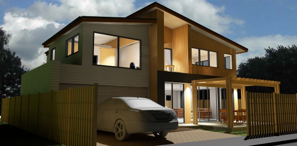 Apartments Concept