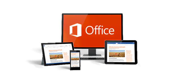 Office 365 supported devices