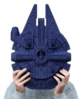 Millennium Falcon created with WASP 3D printer