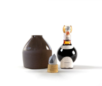 Clay decanter created with WASP 3D printer