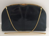 Vintage, leather, shoulder bag, sale, discount, preowned, luxury